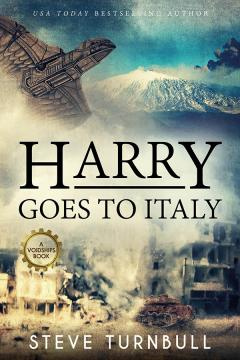 Harry Goes to Italy cover