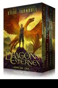 The Dragons of Esternes cover