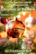 Christmas at Blenheim cover