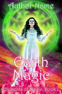 Earth Magic premade cover