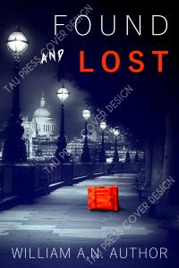 Found and Lost premade cover