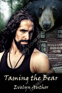 Taming the Bear premade cover